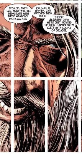 Old Man Logan #27 Review
