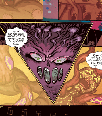 Cave Carson Has a Cybernetic Eye #11 review