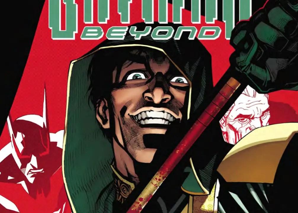 Batman Beyond #11 Review