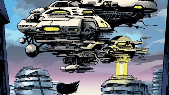 Planetoid Praxis #6 Review