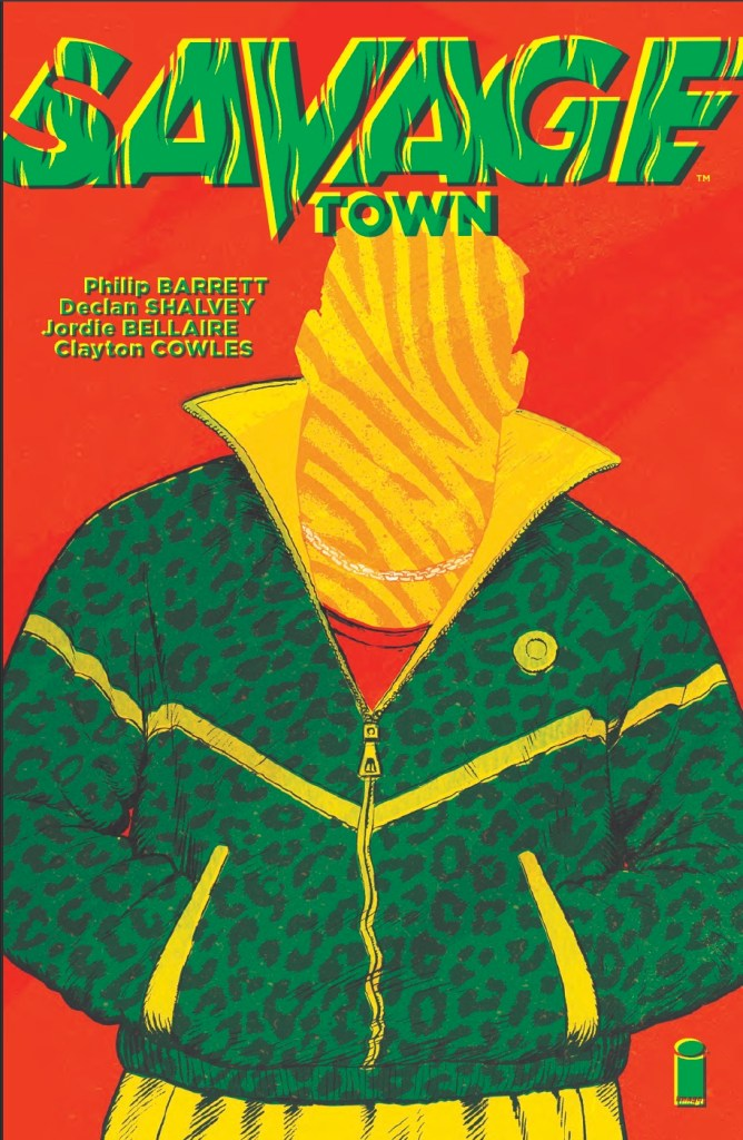 [Interview] Declan Shalvey & Philip Barrett take us to Image Comics' 'Savage Town'