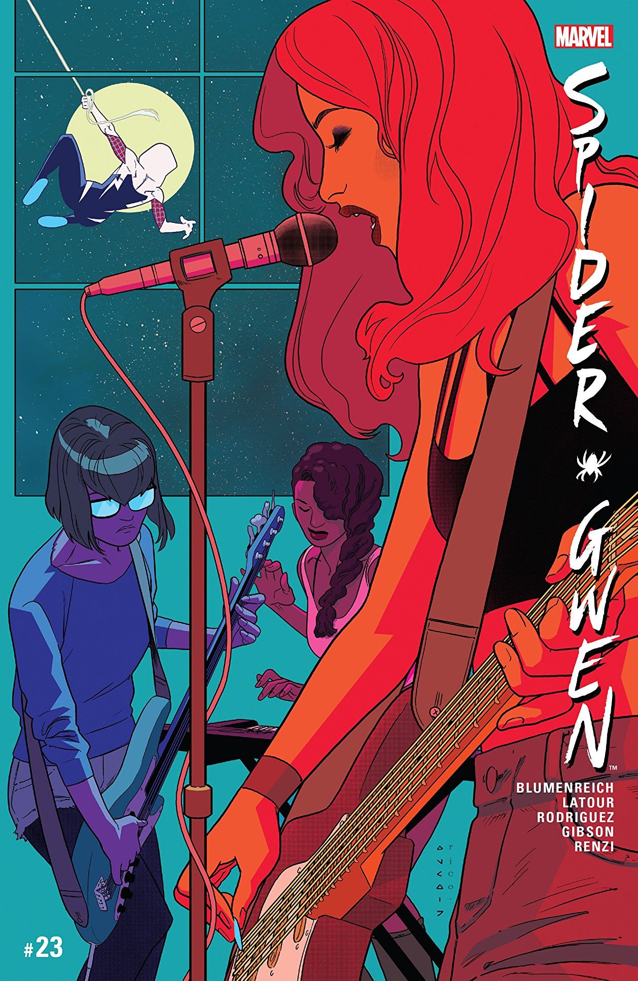 Spider-Gwen #23 Review