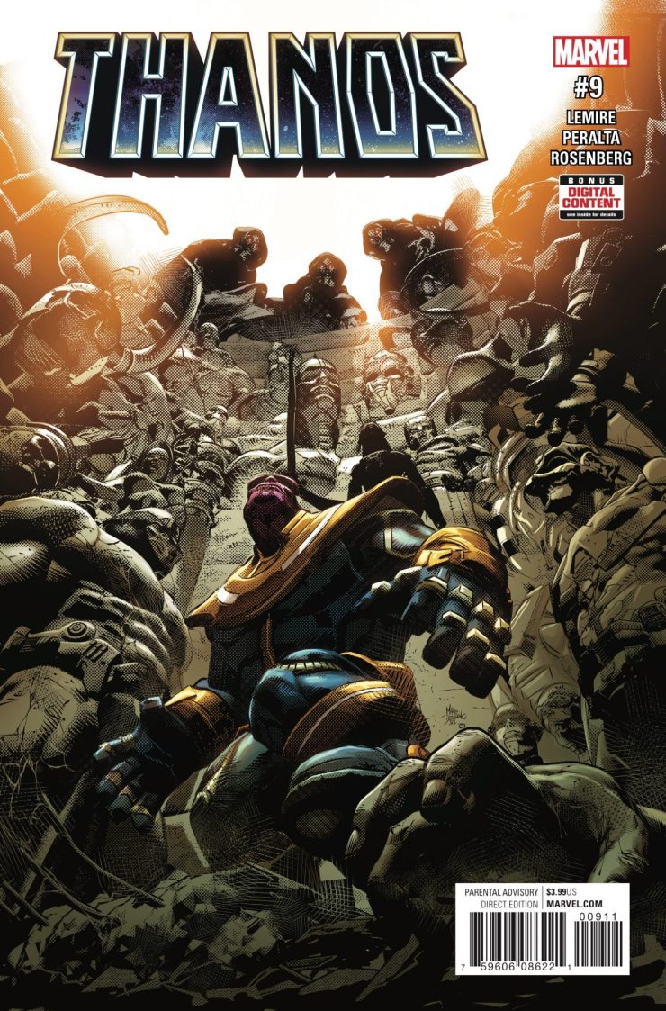 Marvel Preview: Thanos #9
