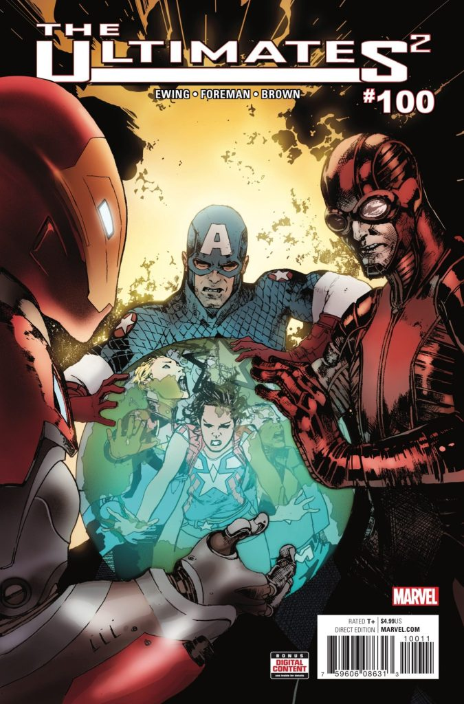 Marvel Preview: Ultimates 2 #100