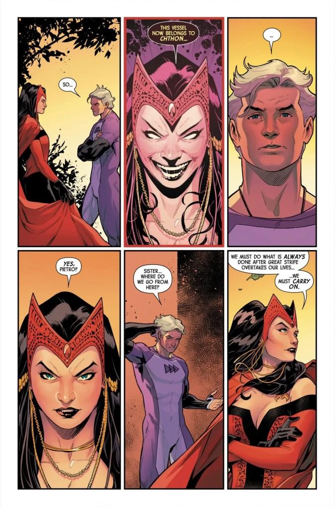Marvel Preview: Uncanny Avengers #26
