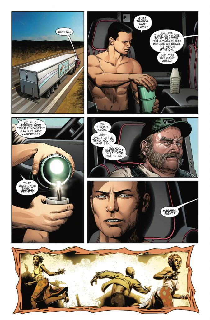 Marvel Preview: Weapon X #7