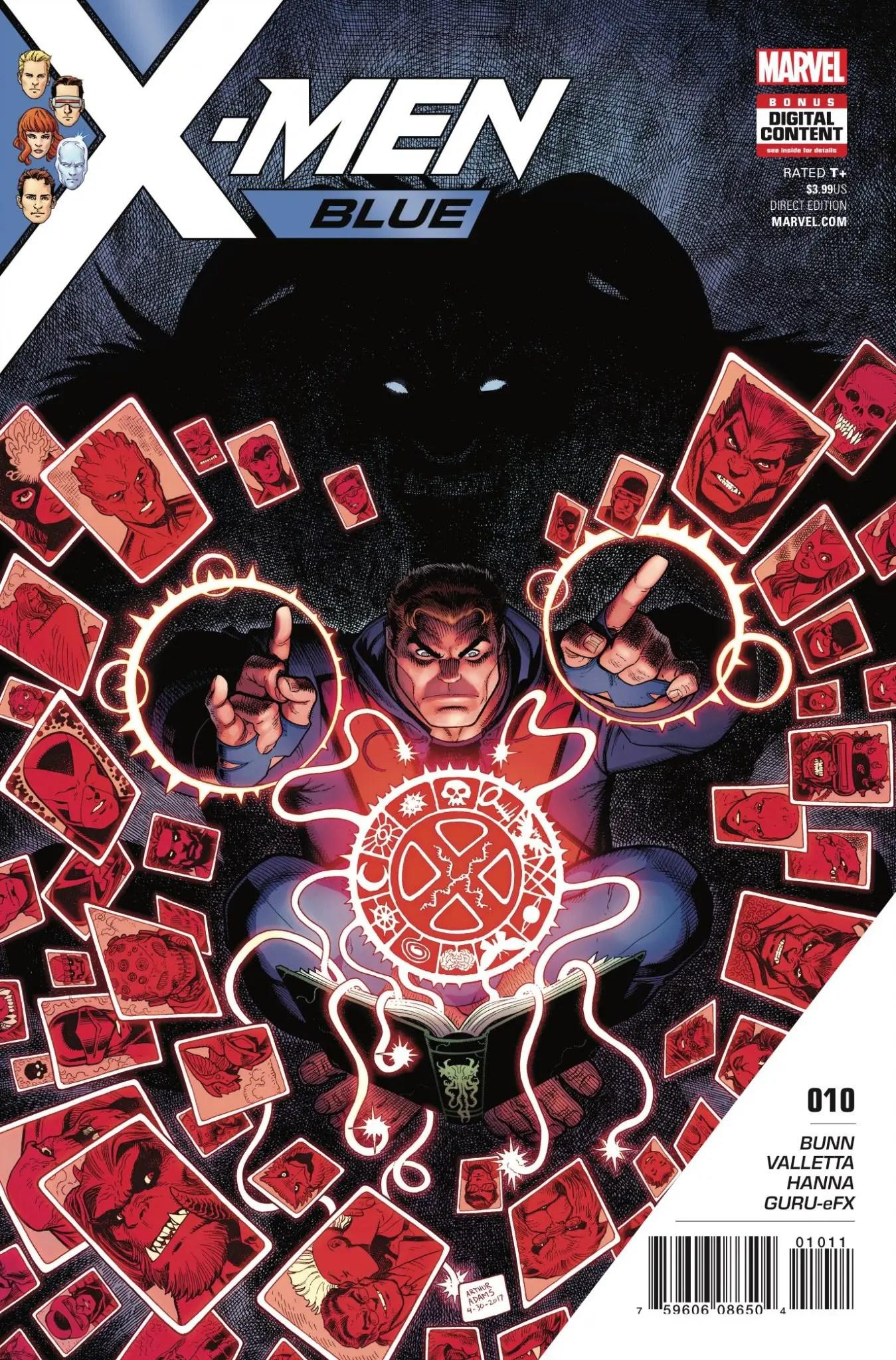 X-Men: Blue #10 Review