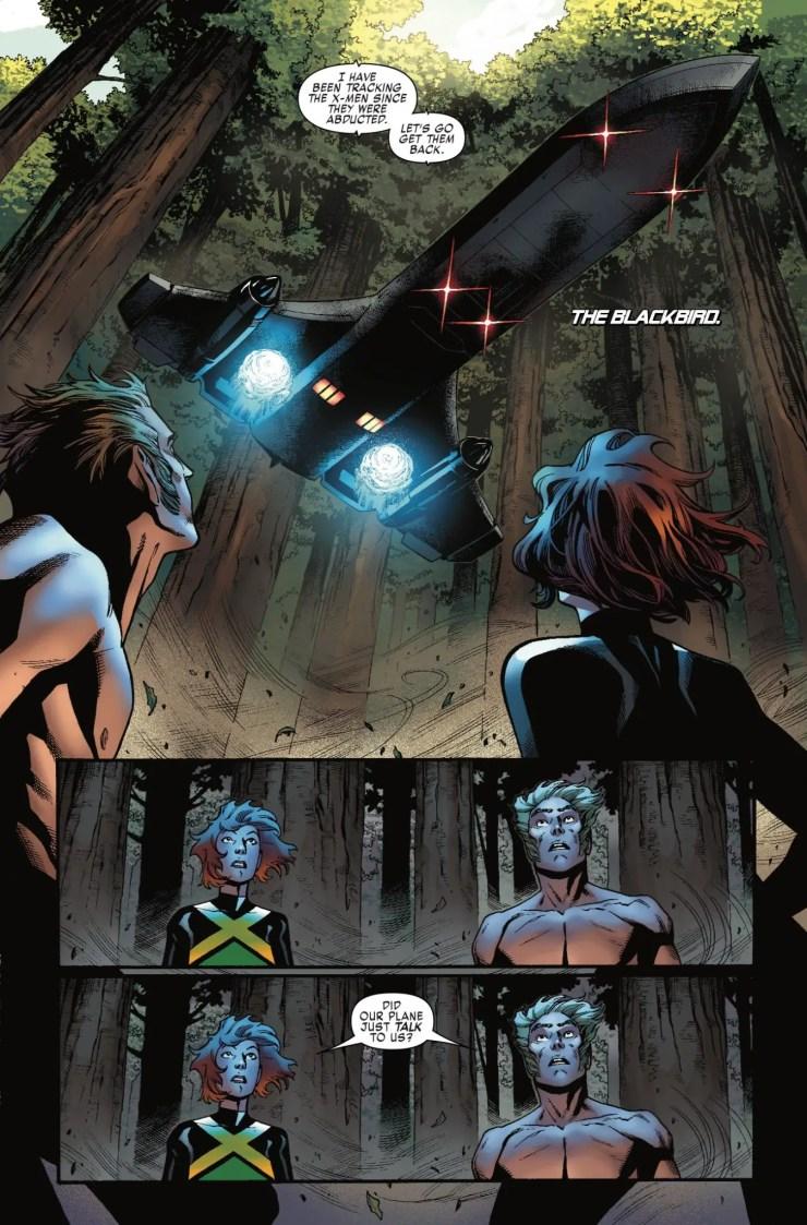 X-Men: Blue #8 Review