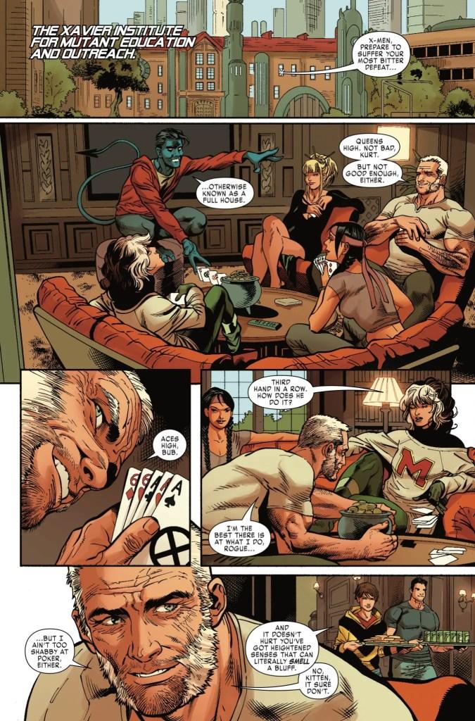 Marvel Preview: X-Men: Gold #10
