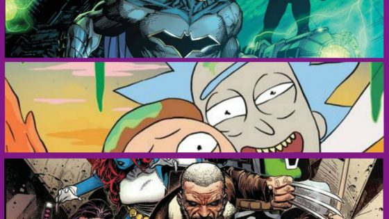 The sales figures are in for July 2017 for top sales in comics, toys, and more!