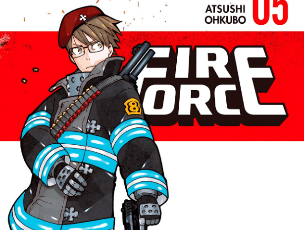 Fire Force Vol. 5 Review
