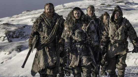 Who among Jon Snow's Eastwatch Seven will live and who will die in Game of Thrones S7E6, 'Beyond the Wall'?