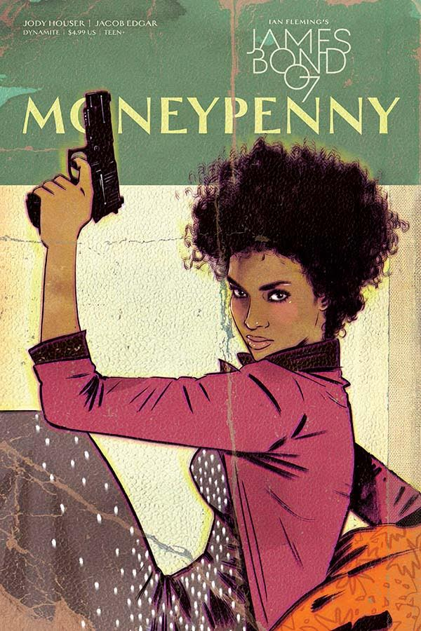 James Bond: Moneypenny #1 Review