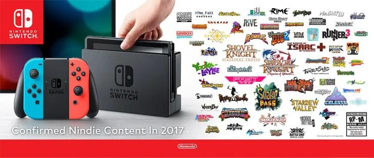 Watch Nintendo's Nindies Summer Showcase 2017 live at 1pm EST