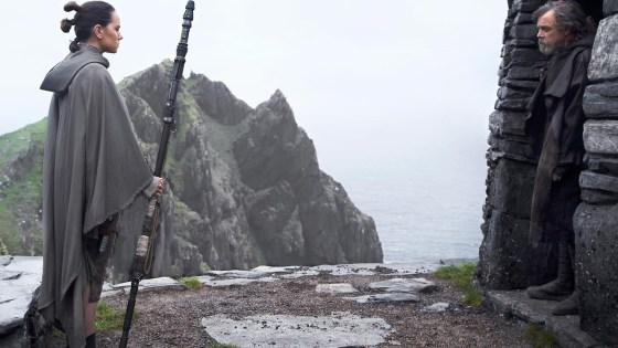 All the latest images from 'The Last Jedi,' courtesy of Entertainment Weekly.