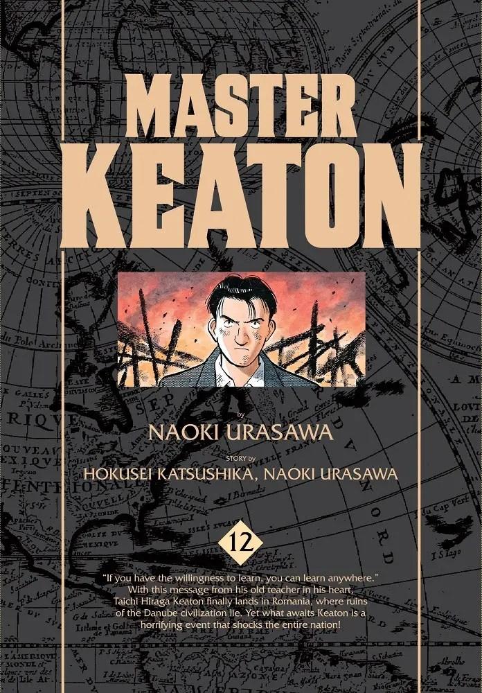 Master Keaton Vol. 12 Review