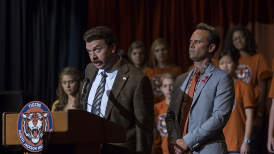 'Vice Principals' starts its second season with a whole new look, but the same amount of laughs.