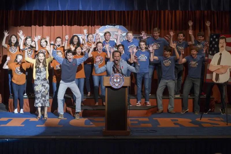 Vice Principals, Season 2 Episode 1 review: Deadly serious, deadly funny