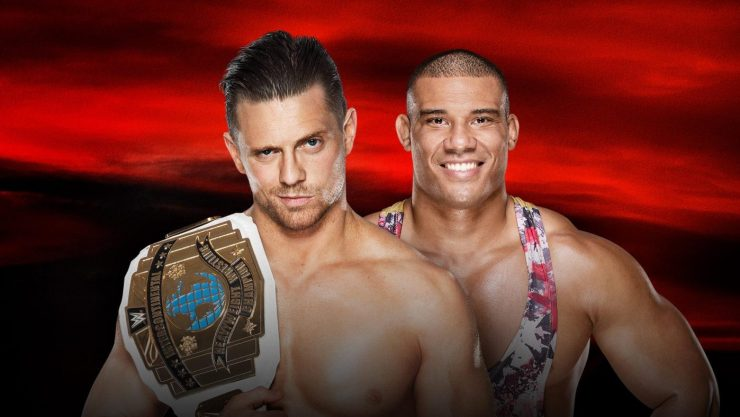 WWE No Mercy 2017 preview/predictions