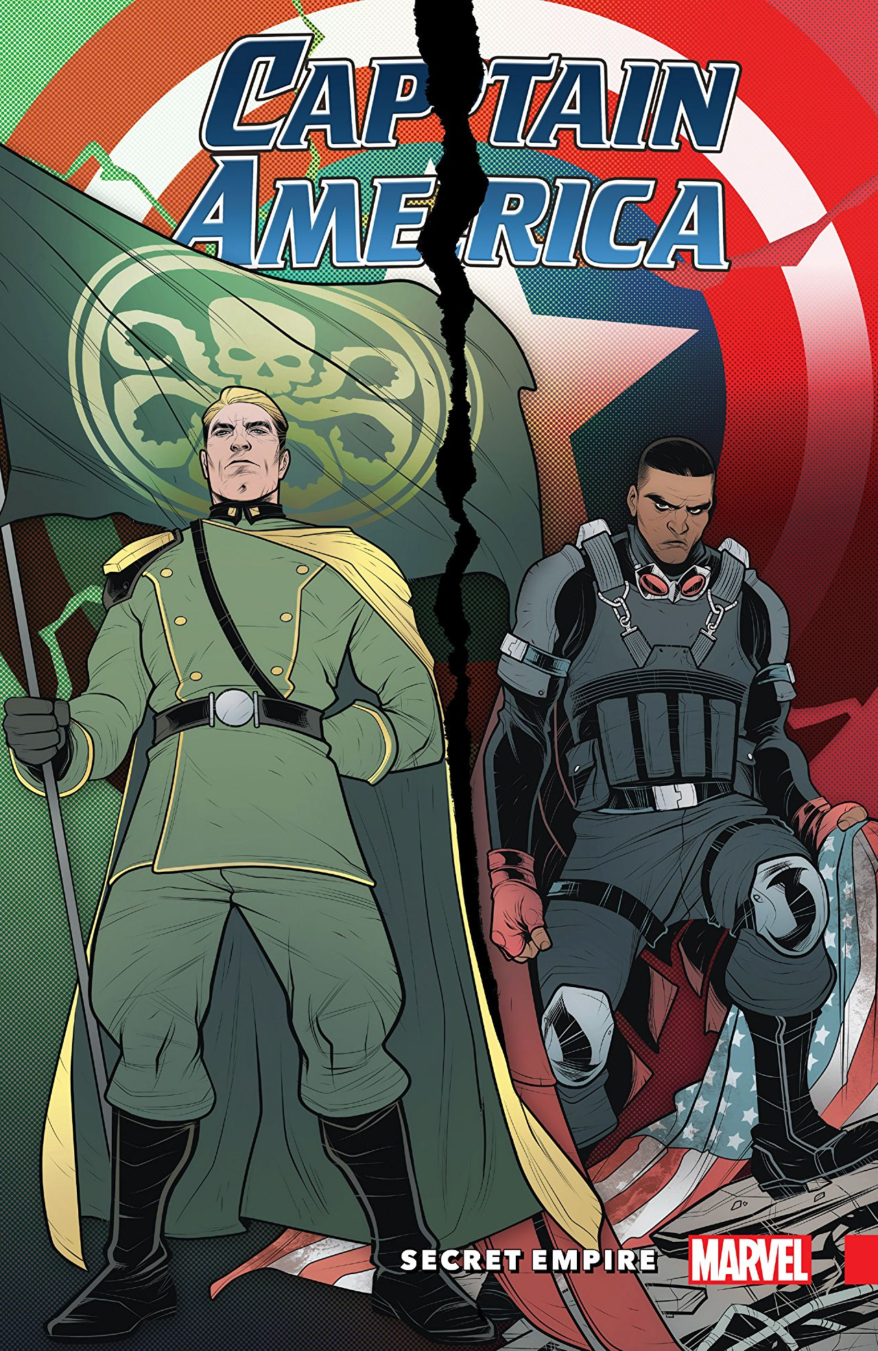 'Captain America: Secret Empire' review: Leaves readers wanting more in both positive and negative ways