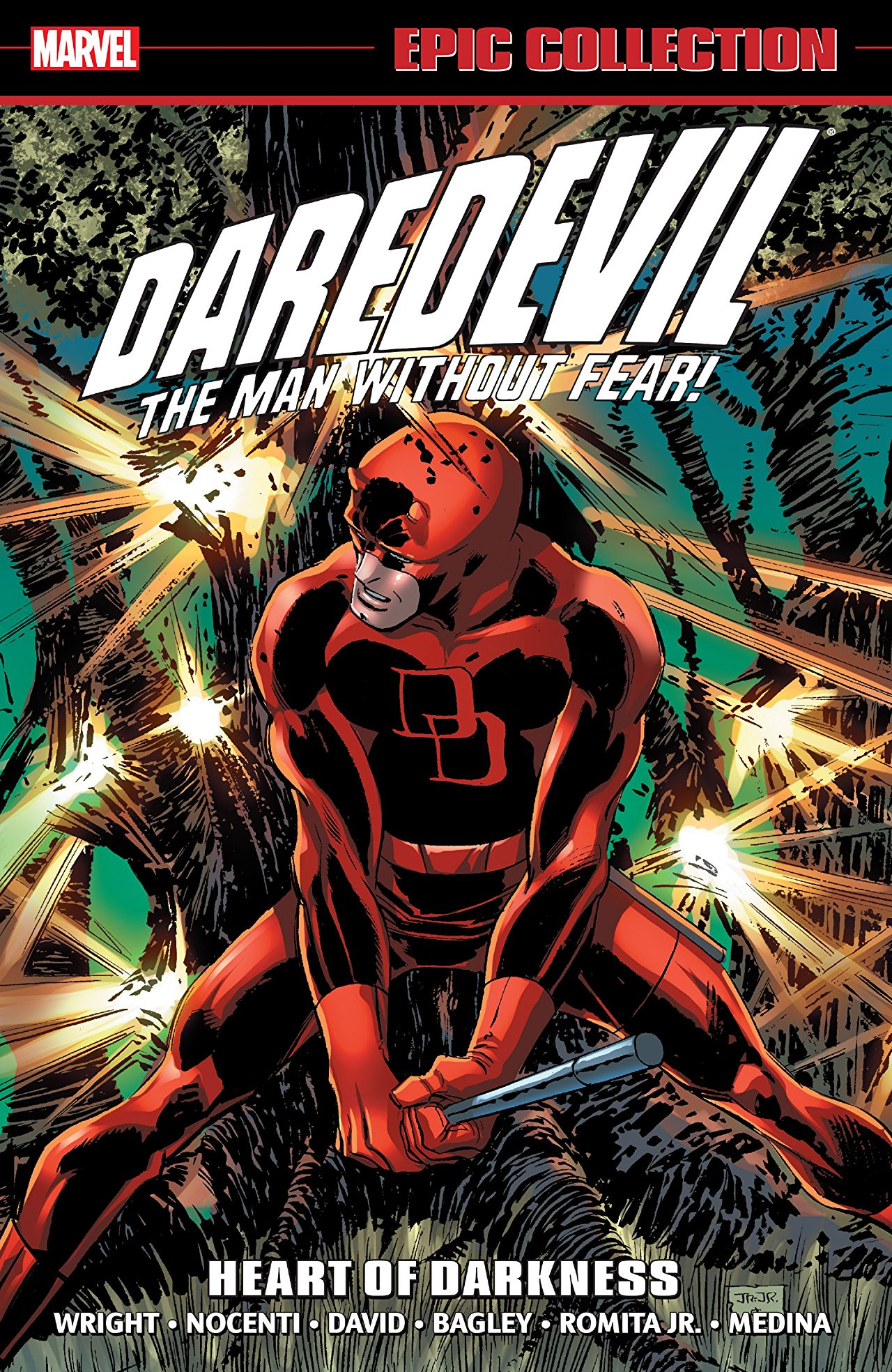 'Daredevil Epic Collection: Heart of Darkness' review: A must-have for Daredevil fans