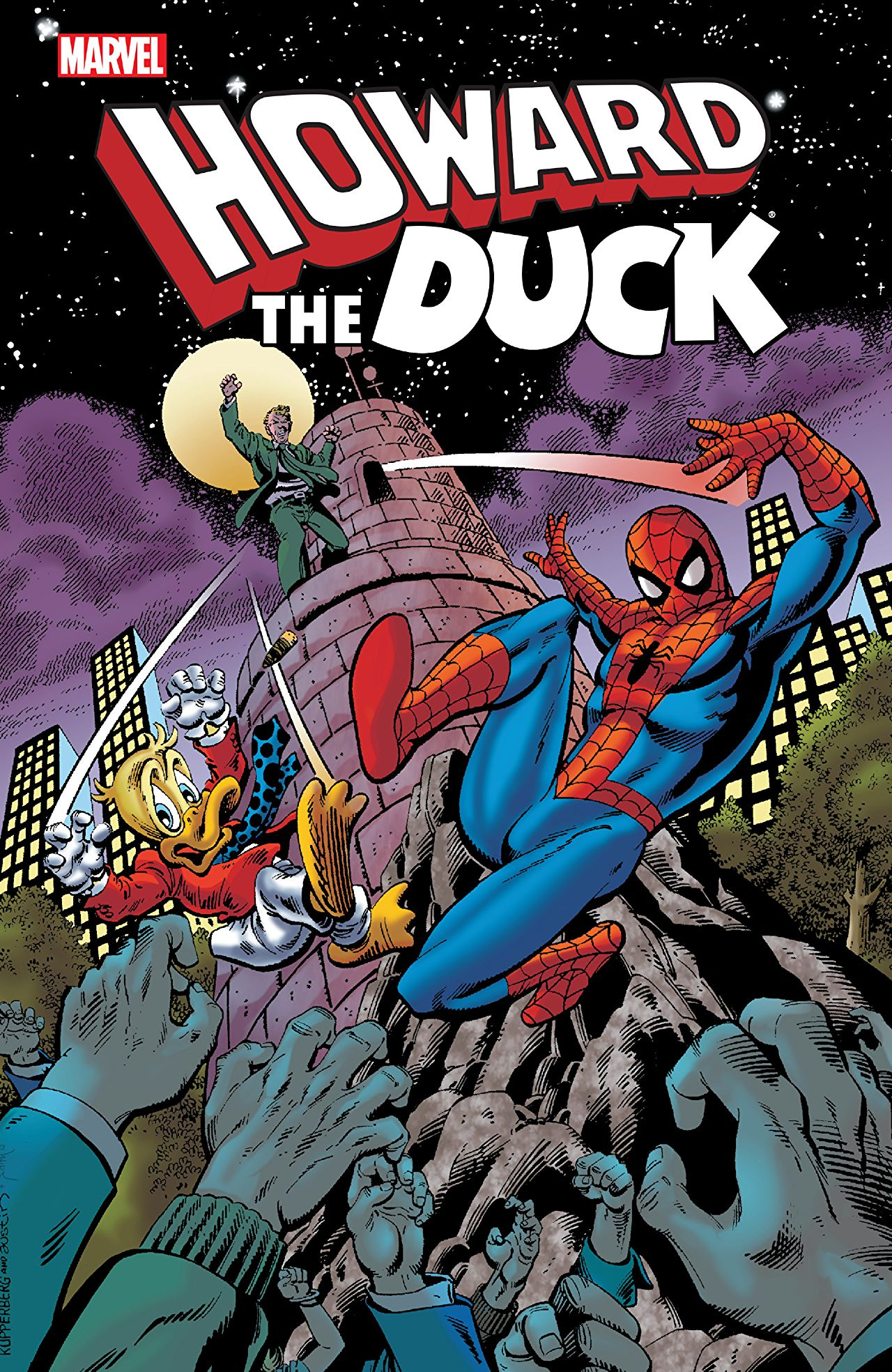 'Howard the Duck: The Complete Collection Vol. 4' review: An appropriately outlandish good time