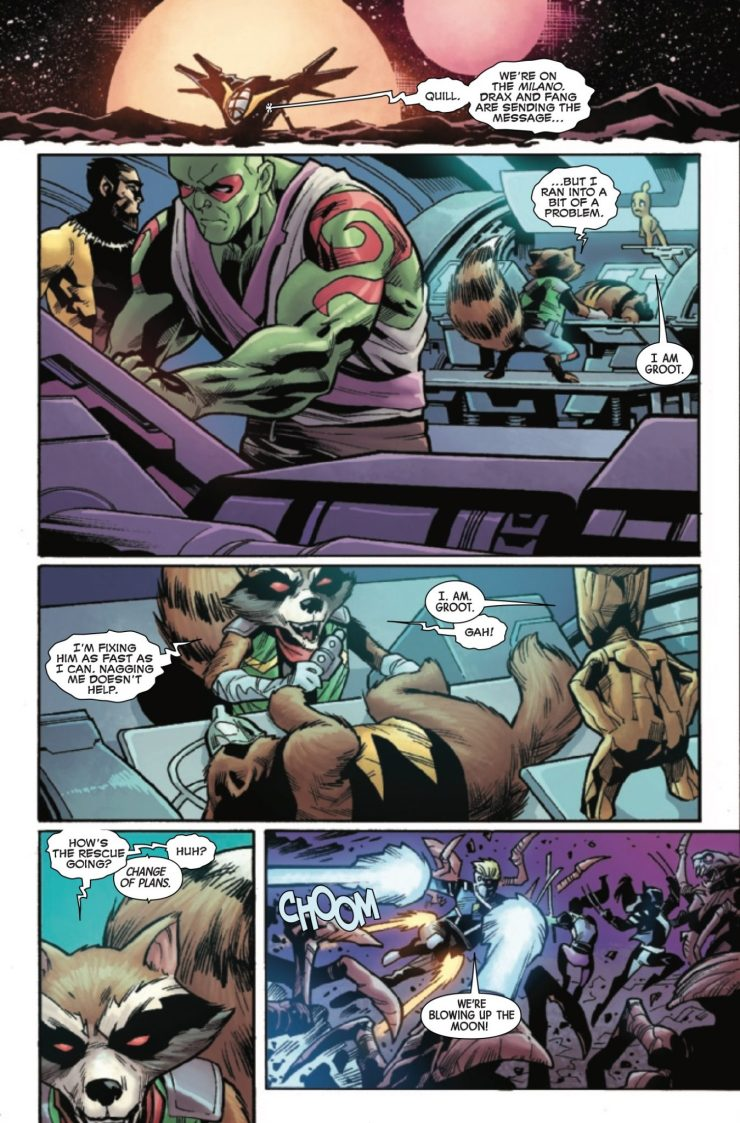 Marvel Preview: All-New Wolverine #24