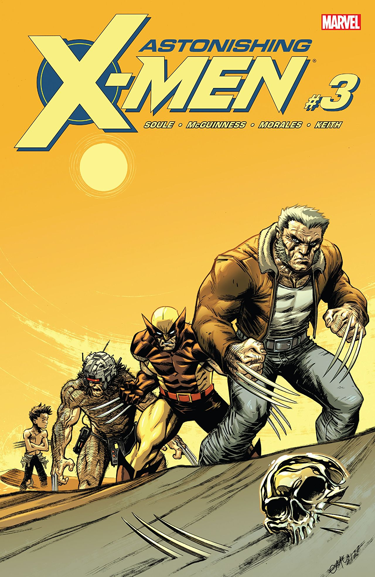 Astonishing X-Men #3 Review