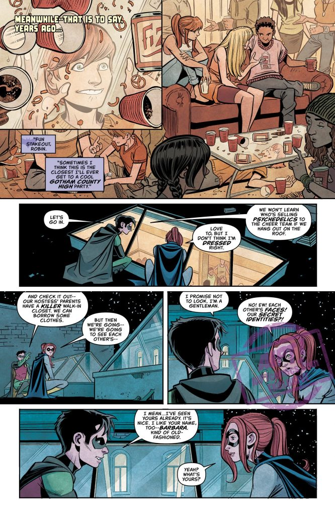 [EXCLUSIVE] DC Preview: Batgirl #15