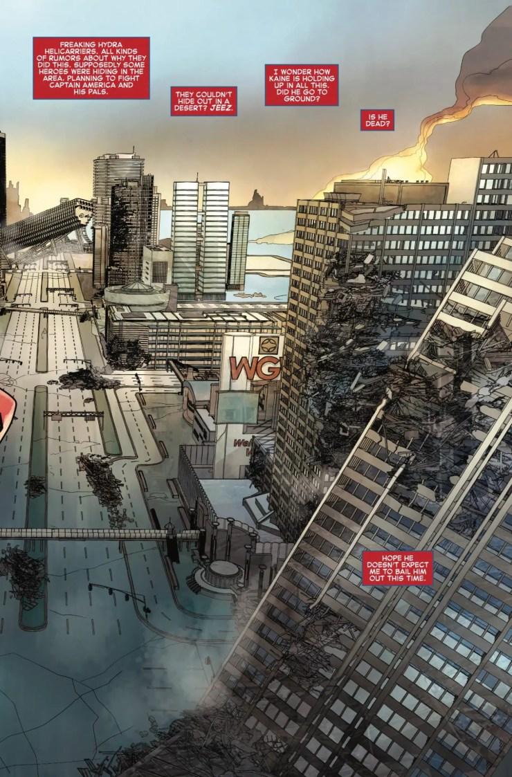 Marvel Preview: Ben Reilly: Scarlet Spider #8