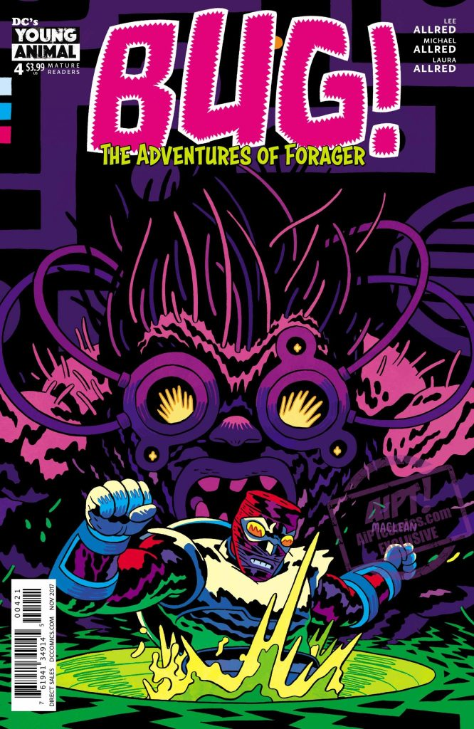 [EXCLUSIVE] DC Preview: Bug! the Adventures of Forager #4