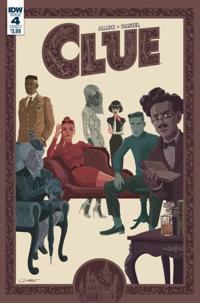 Clue #4 Review