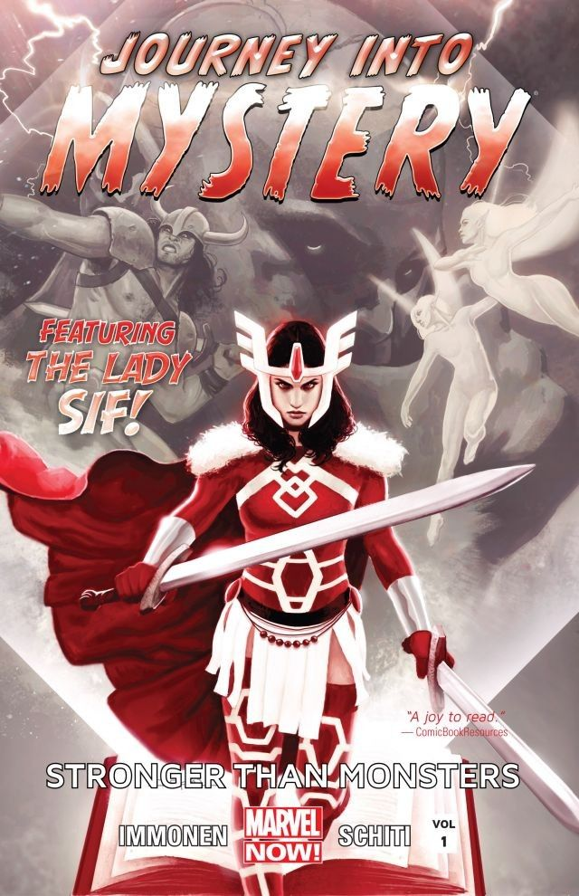 'Sif: Journey Into Mystery' review: a fun collection starring a bad-ass heroine