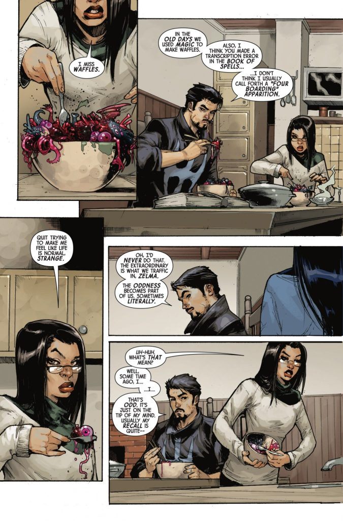 Marvel Preview: Doctor Strange #25
