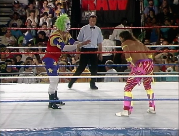 Doink vs. Marty Jannetty