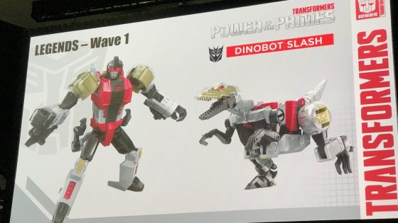 HASCON 2017: First female Dinobot, combiner & other reveals from Transformers: More Than Meets The Eye panel