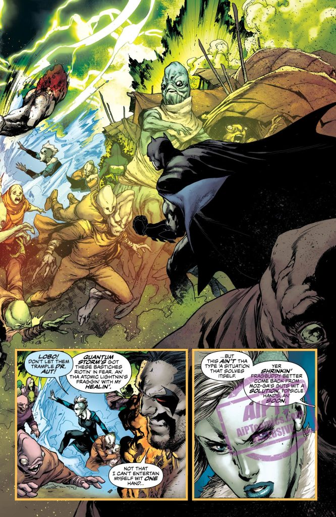 [EXCLUSIVE] DC Preview: Justice League of America #14