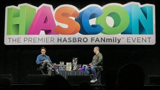 HASCON 2017: James Gunn teases the future of Marvel Cosmic Universe