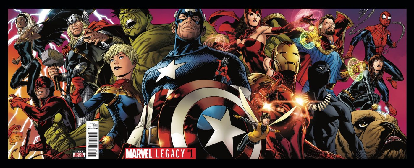 Marvel Legacy #1 review: Marvel changes everything...again