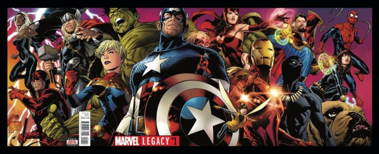 Marvel Preview: Marvel Legacy
