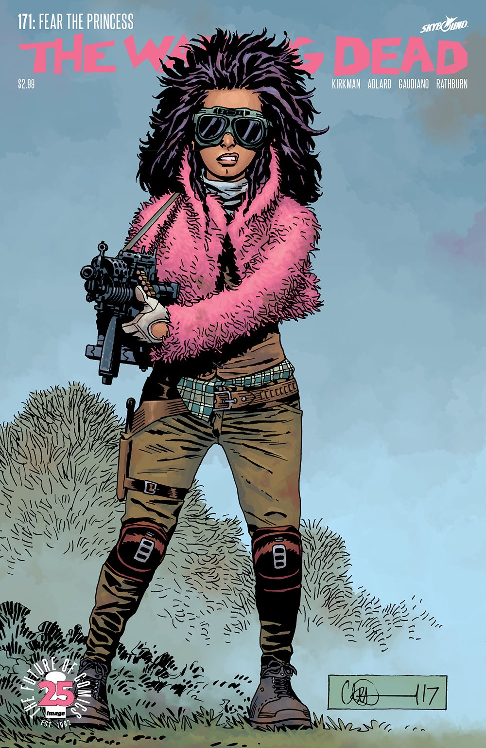 The Walking Dead #171 Review