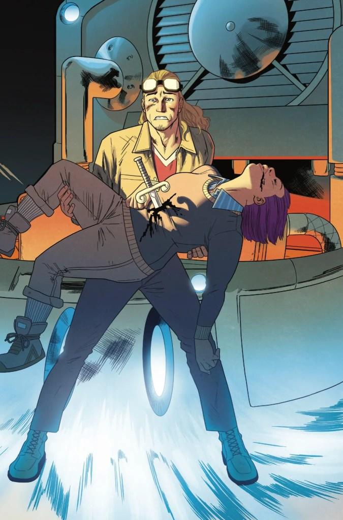 Marvel Preview: Runaways #1