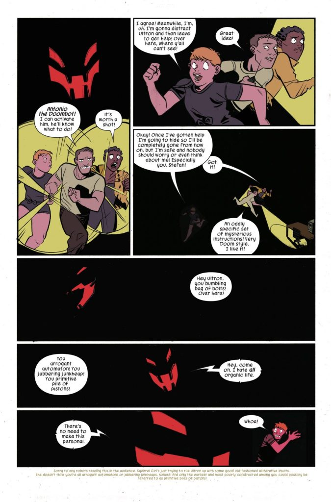 The Unbeatable Squirrel Girl #24 Review