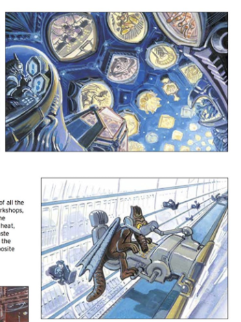 'Valerian: The Illustrated Treasury' review: a comprehensive overview of the Valerian and Laureline comic-book universe