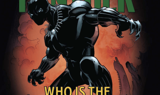 Read a novel retelling of an excellent Black Panther graphic novel and break your brain a little.