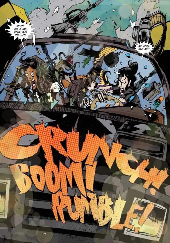 Grrl Scouts: Magic Socks #5 Review