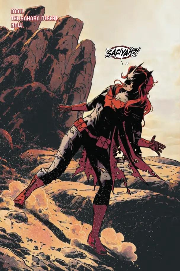 Batwoman #7 Review