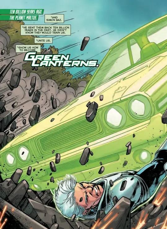 Green Lanterns #31 Review