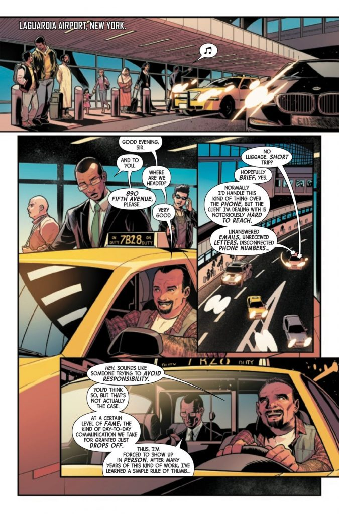 Marvel Preview: Uncanny Avengers #27