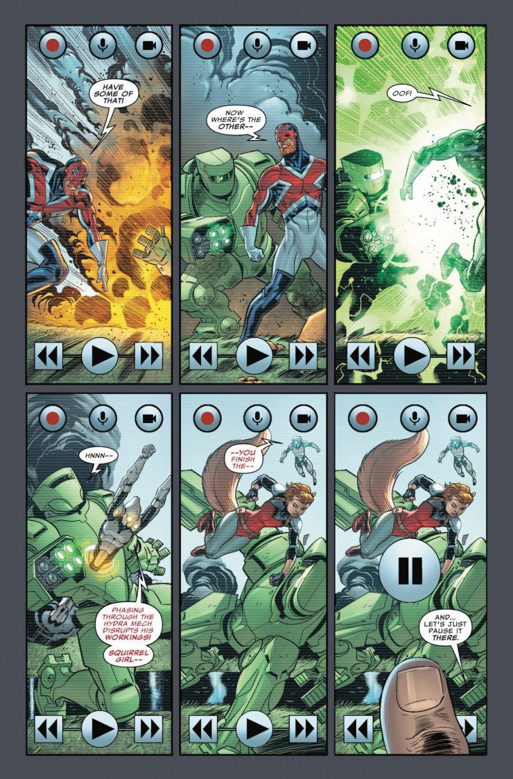 Marvel Preview: U.S.Avengers #10